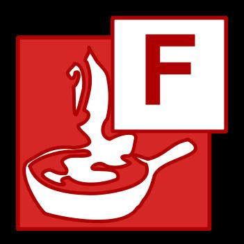 Classe F de feu